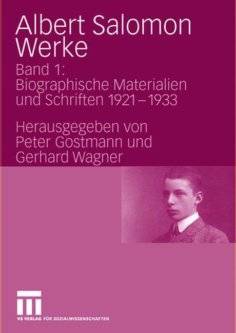 Cover of 'Werke'