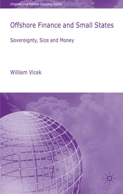 Cover of 'Offshore Finance and Small States'