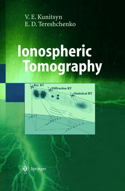 Cover of 'Ionospheric Tomography'