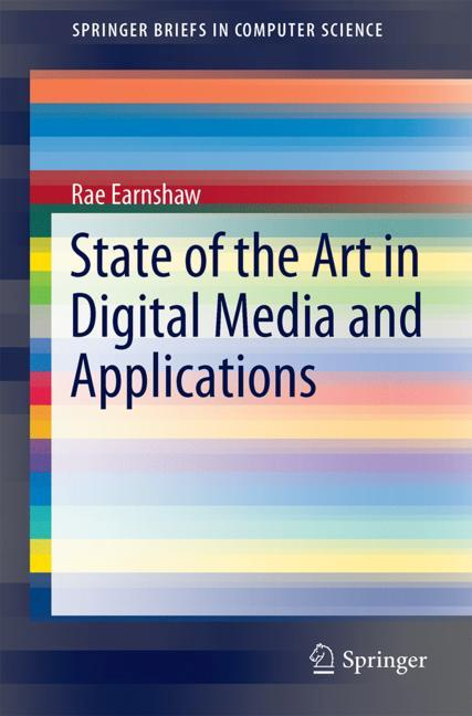 Cover of 'State of the Art in Digital Media and Applications'