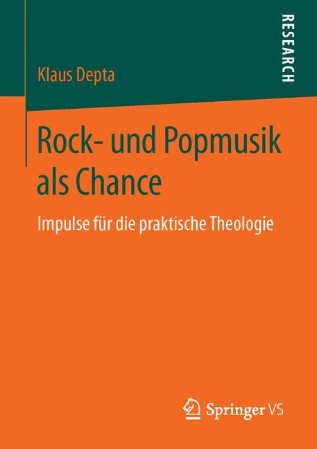 Cover of 'Rock- und Popmusik als Chance'