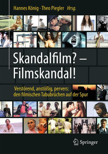 Cover of 'Skandalfilm? – Filmskandal!'