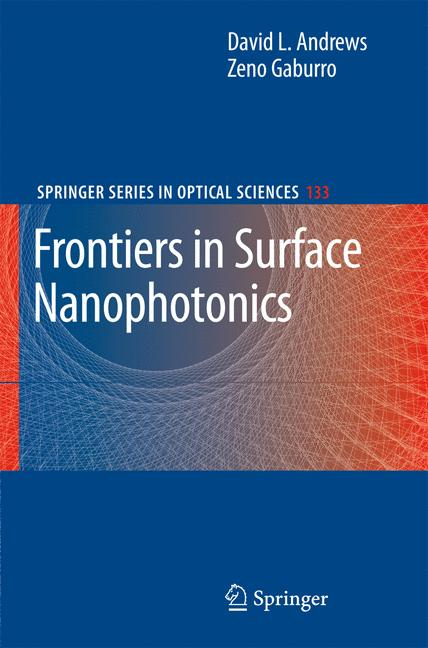 Cover of 'Frontiers in Surface Nanophotonics : Principles and Applications'