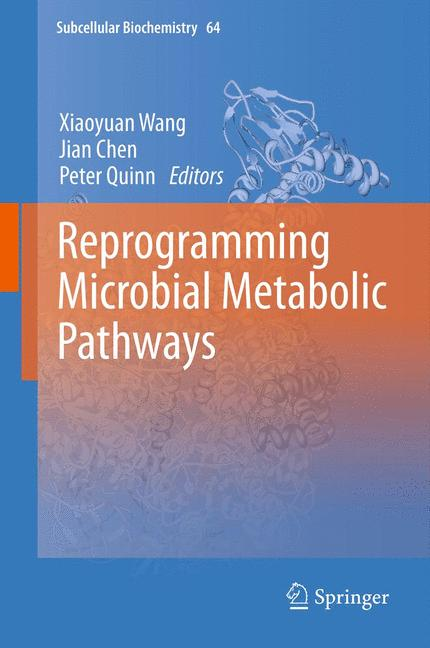 Cover of 'Reprogramming Microbial Metabolic Pathways'