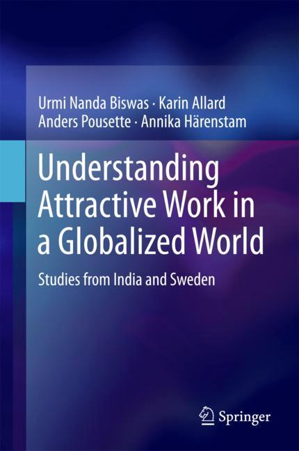 Cover of 'Understanding Attractive Work in a Globalized World'