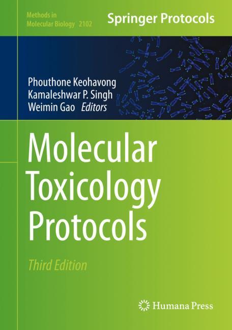 Cover of 'Molecular Toxicology Protocols'