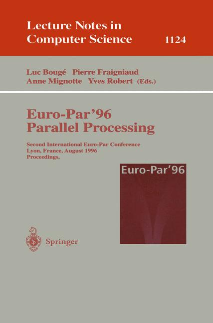 Cover of 'Euro-Par'96 Parallel Processing'