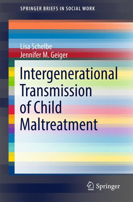 Cover of 'Intergenerational Transmission of Child Maltreatment'
