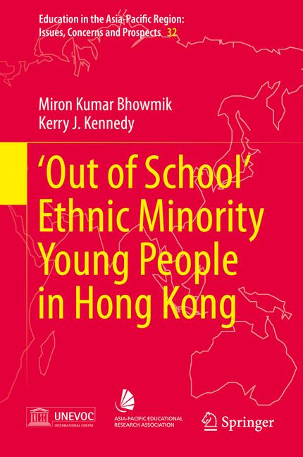Cover of ''Out of School' Ethnic Minority Young People in Hong Kong'