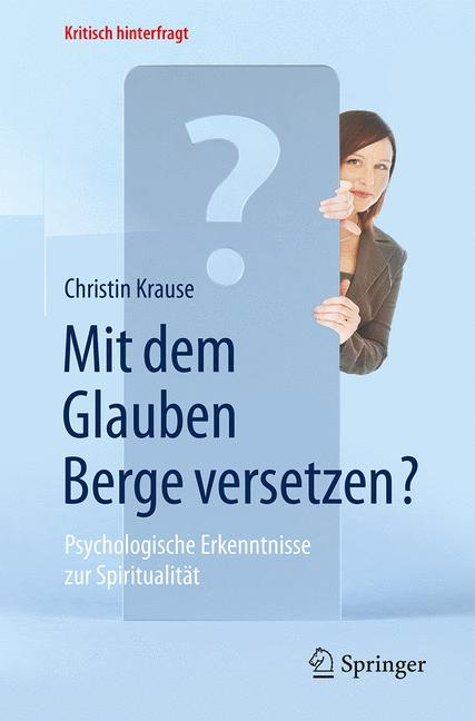 Cover of 'Mit dem Glauben Berge versetzen?'