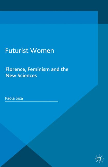Cover of 'Futurist Women'