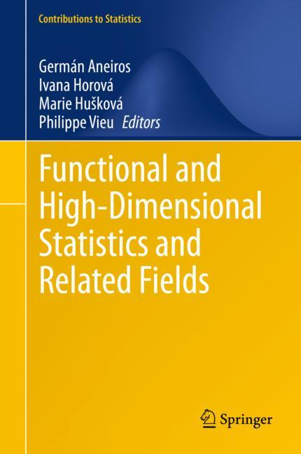 Cover of 'Functional and High-Dimensional Statistics and Related Fields'