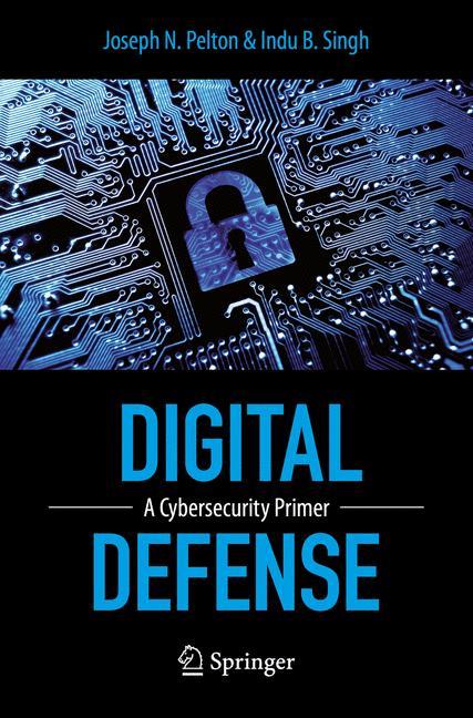 Cover of 'Digital Defense'