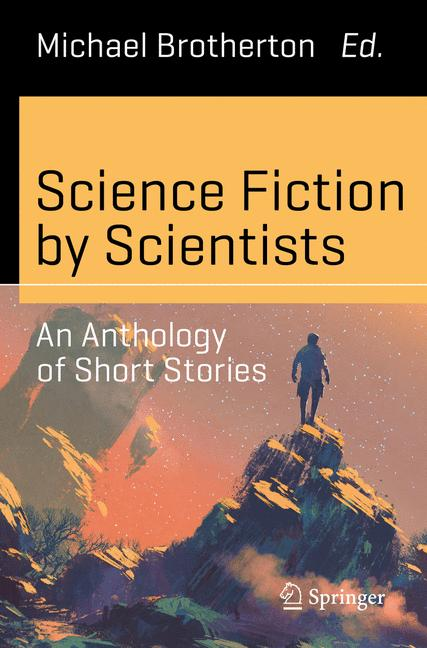 Cover of 'Science Fiction by Scientists'