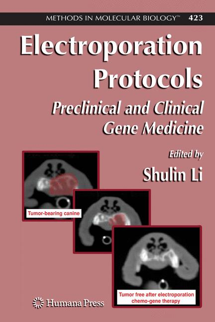 Cover of 'Electroporation Protocols'