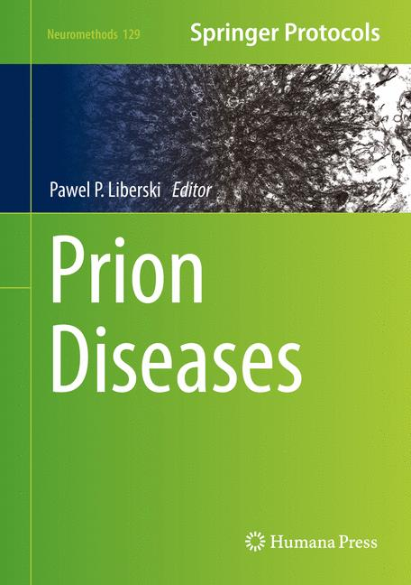 Cover of 'Prion Diseases'