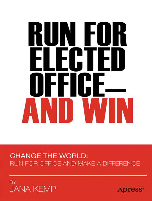 Cover of 'Run for Elected Office—and Win'