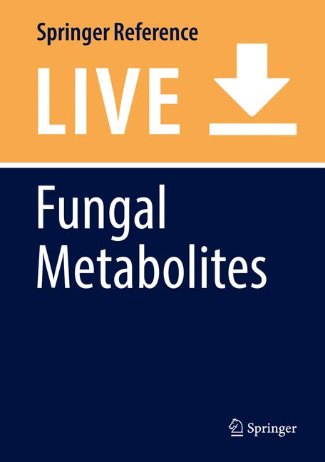 Cover of 'Fungal Metabolites'