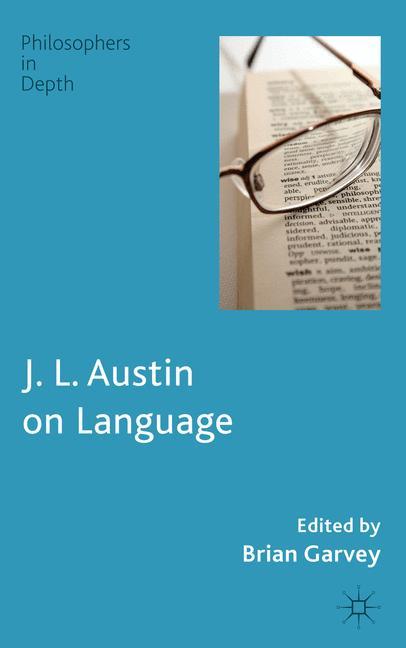 Cover of 'J.L. Austin on Language'