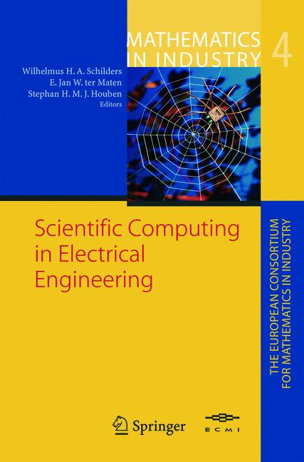 Cover of 'Scientific Computing in Electrical Engineering'