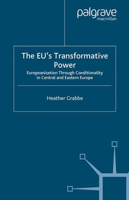 Cover of 'The EU's Transformative Power'