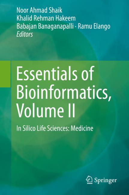 Cover of 'Essentials of Bioinformatics, Volume II'