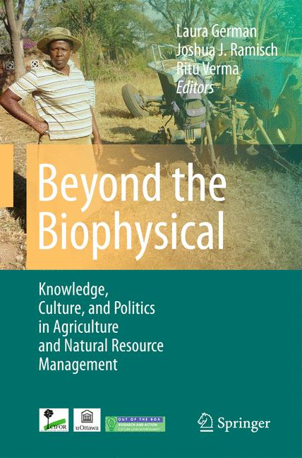 Cover of 'Beyond the Biophysical'