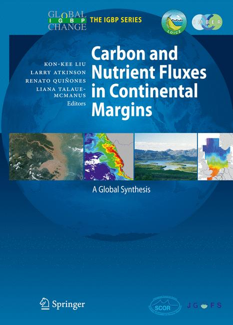 Cover of 'Carbon and Nutrient Fluxes in Continental Margins'