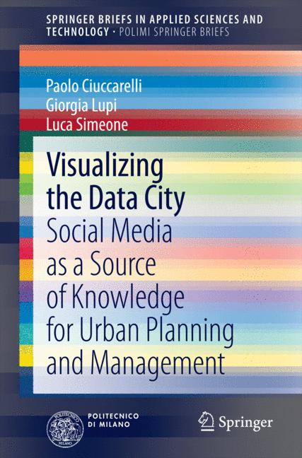 Cover of 'Visualizing the Data City'