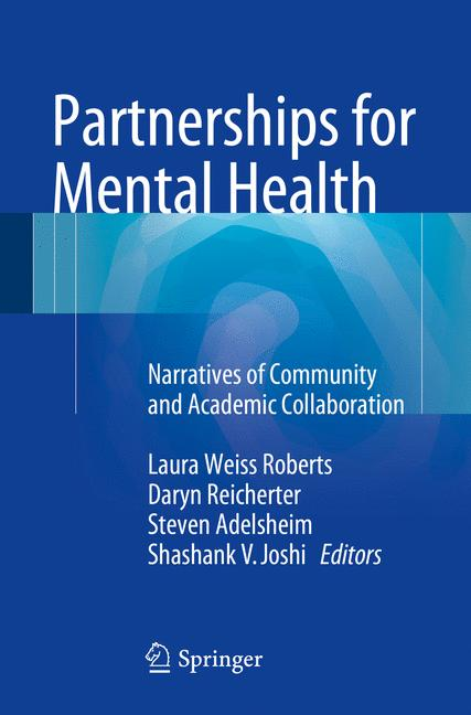Cover of 'Partnerships for Mental Health'