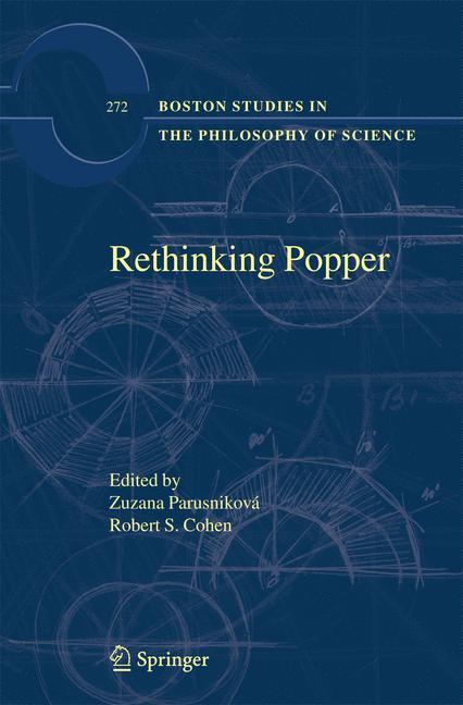 Cover of 'Rethinking Popper'