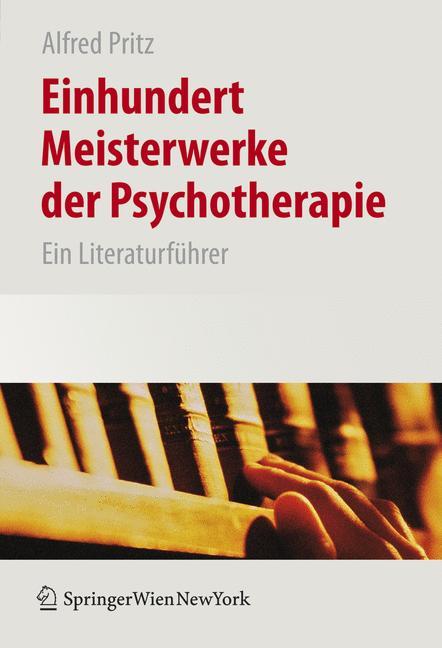 Cover of 'Einhundert Meisterwerke der Psychotherapie'