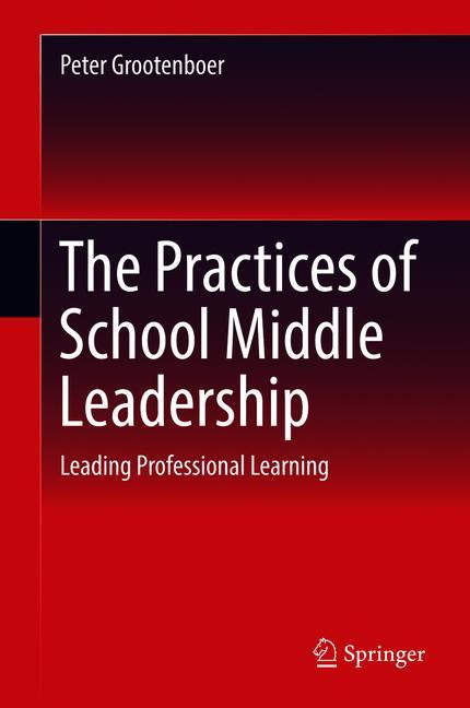 Cover of 'The Practices of School Middle Leadership'
