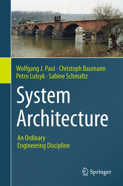 Cover of 'System Architecture'