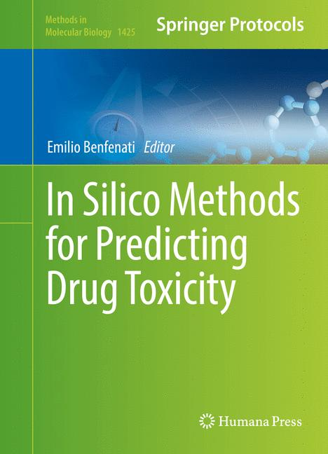 Cover of 'In Silico Methods for Predicting Drug Toxicity'