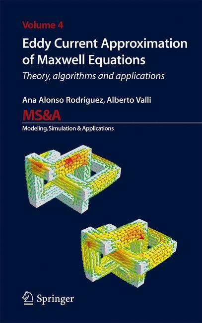Cover of 'Eddy Current Approximation of Maxwell Equations'