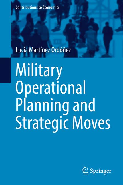 Cover of 'Military Operational Planning and Strategic Moves'