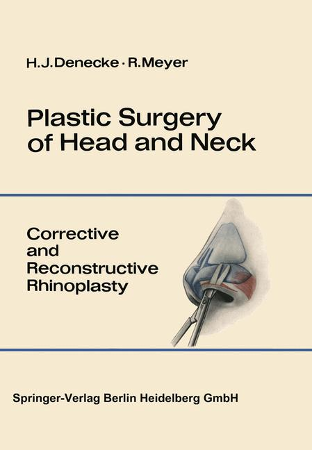 Cover of 'Plastic Surgery of Head and Neck'