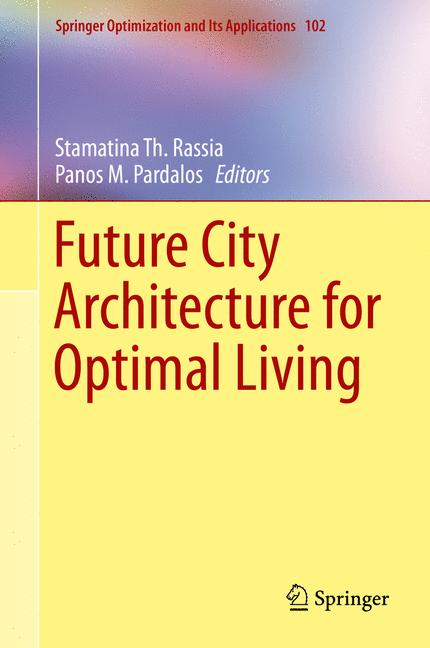 Cover of 'Future City Architecture for Optimal Living'