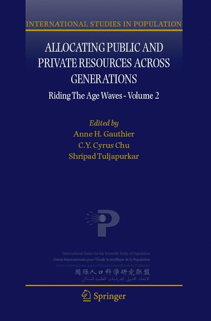 Cover of 'Allocating Public and Private Resources across Generations'