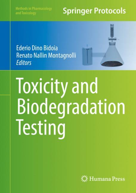 Cover of 'Toxicity and Biodegradation Testing'