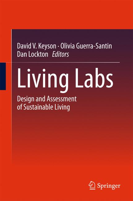 Cover of 'Living Labs'