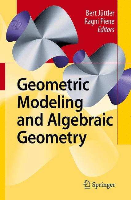 Cover of 'Geometric Modeling and Algebraic Geometry'