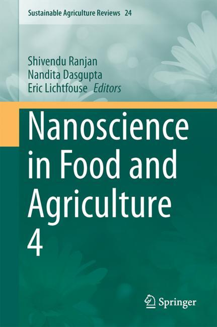 Cover of 'Nanoscience in Food and Agriculture 4'