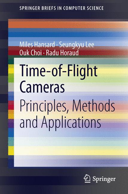 Cover of 'Time-of-Flight Cameras'
