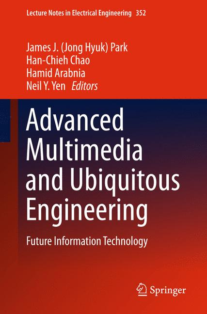Cover of 'Advanced Multimedia and Ubiquitous Engineering'