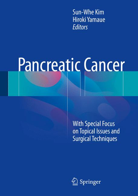 Cover of 'Pancreatic Cancer'