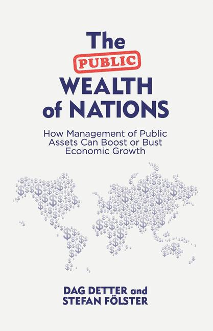 Cover of 'The Public Wealth of Nations'