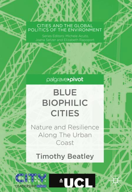 Cover of 'Blue Biophilic Cities'
