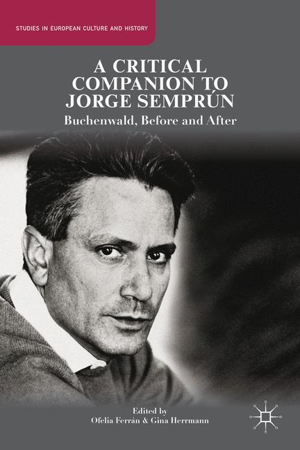 Cover of 'A Critical Companion to Jorge Semprún'